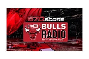 Chicago bulls radio - the score