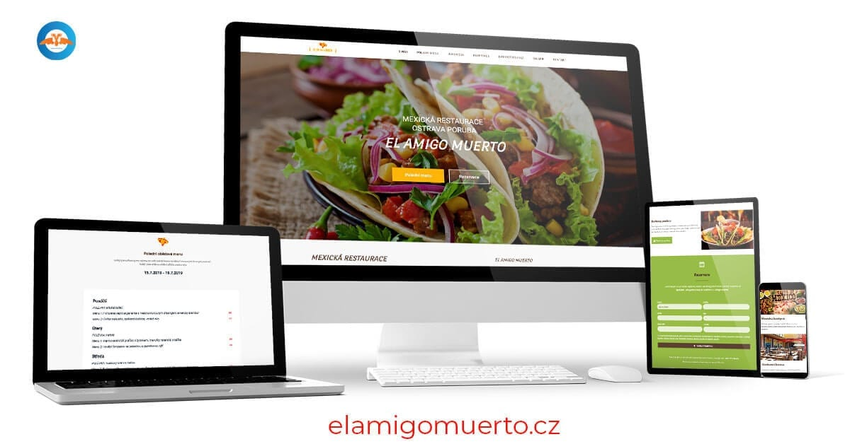 Mexican Restaurant website